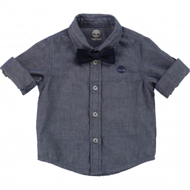 CHEMISE MANCHES LONGUES TIMBERLAND pour GARCON