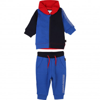Ensemble jogging en molleton LITTLE MARC JACOBS pour GARCON