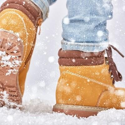 Quelles chaussures choisir pour son enfant cet hiver?