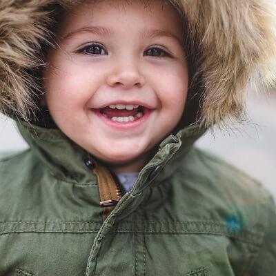 Top manteaux pour enfant pour cet hiver