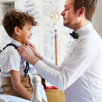 Quelle tenue de cérémonie choisir pour son enfant ?