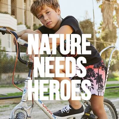 Earth Day 2020 - L'engagement de Timberland