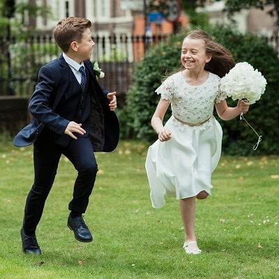 Idées de tenue de mariage pour adolescent