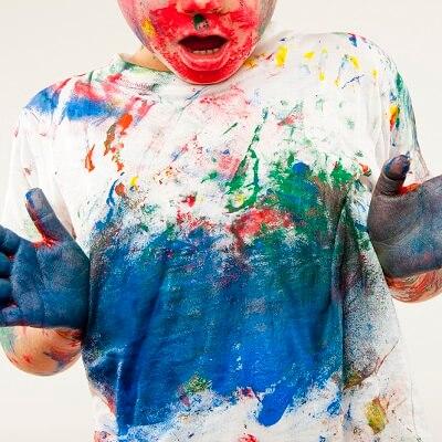 Comment enlever les taches sur les vêtements de nos enfants?
