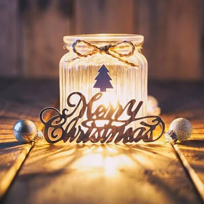 6 décorations de Noël faciles à réaliser