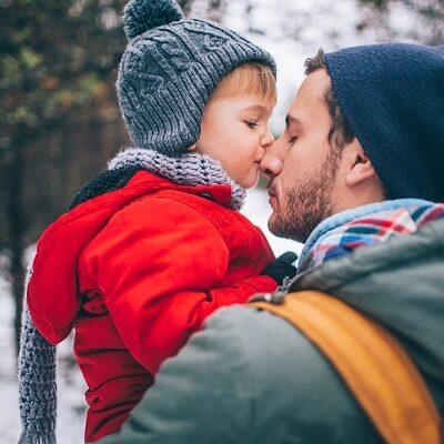 Mode enfant : les indispensables quand il fait froid