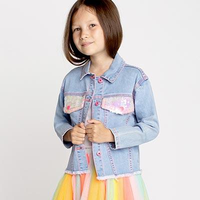 Collection 2021 : 6 vestes printemps fille