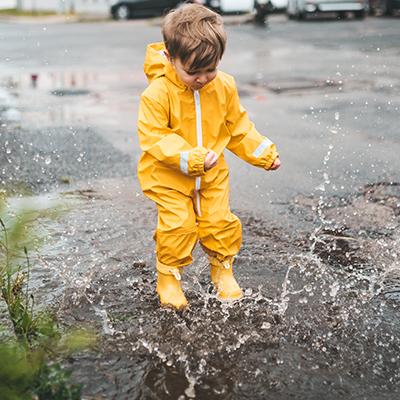 4 articles indispensables pour les jours de pluie
